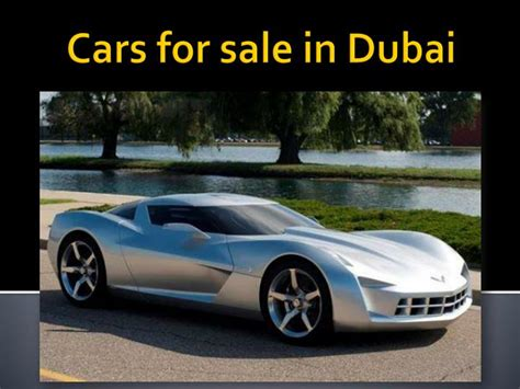 in dubai for sale ppt cars for sale in dubai powerpoint presentation id