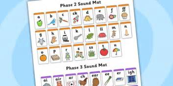 phase 2 3 sound mat phase 2 and phase 3 sound mat alphabetical order phase 2