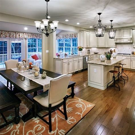 kitchen dining room combo floor plans how to choose the home that s best for you sunroom