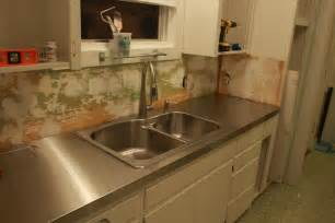 diy stainless steel countertop installs a 3 000