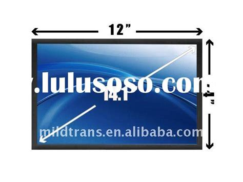 Lcd For Toshiba 141 Wide Glossy laptop lcd screen wholesale laptop lcd screen wholesale