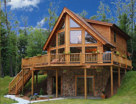 Log Home Floor Plans Mountain Creations Log Homes Floor Mountain Log House Plans