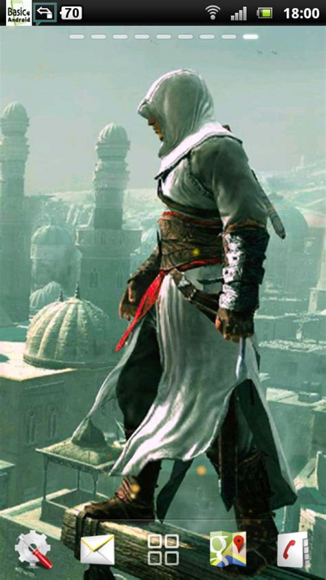 assassin s creed android assassins creed live wallpaper 5 free for android