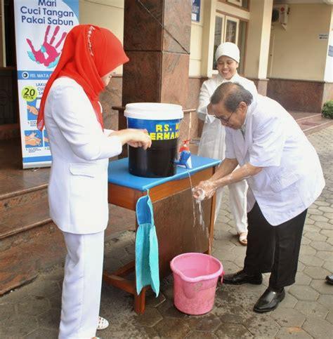 Sabun Hotel Rumah Sakit rumah sakit khusus mata bandar lung sosialisasi kanye cuci tangan pakai sabun