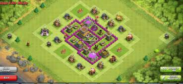 Collection of base war coc th 4 terbaik and decorating tips for your