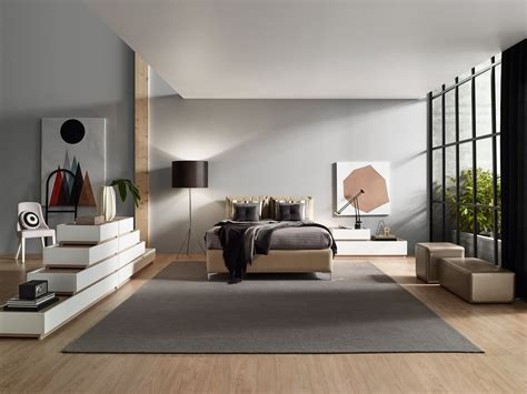 in da letto arredare una da letto in stile moderno