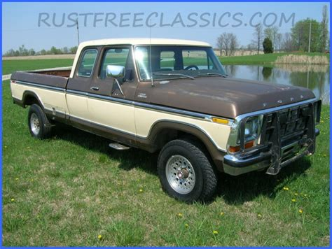 1979 ford f250 supercab 4x4 autos post