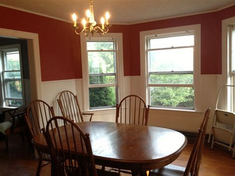 Updated Dining Room Colors Updated The Dining Room Simply Using Paint Painted