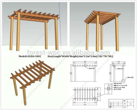 inexpensive pergola kits modern pergola waterproof pergola gazebo cheap wpc pergola