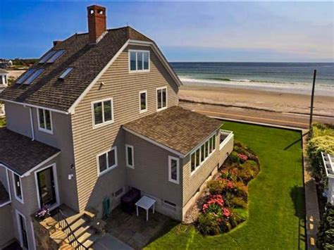Maine Cottage Rentals Oceanfront by Stunning Oceanfront Home W Au Pair Suite Vrbo