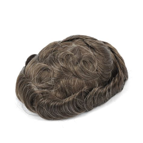 hairpiece toupee hair replacement ortech hair system gex mens toupee hairpiece human hair replacement system