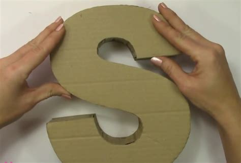 como decorar letras navideñas decorar letras de carton letras en d hechas en cartn with