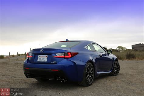 lexus m 2015 lexus rc f review with is f greater than m