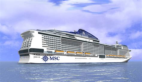 Msc Divina Interior Cabin Msc Meraviglia Goes On Sale And First Steel Cut For Msc