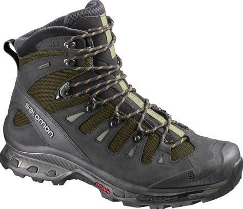 salomon boots mens salomon s quest 4d 2 gtx hiking boots fontana sports