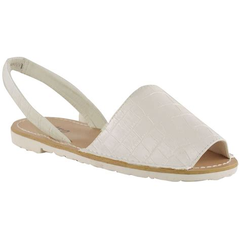sandals flat shoes womens summer menorcan peep toe sandals mules