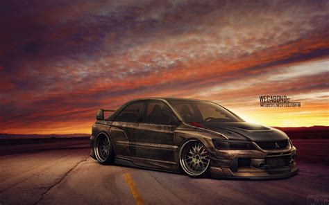 mitsubishi evo 8 wallpaper mitsubishi lancer evolution 8 wallpaper image 178