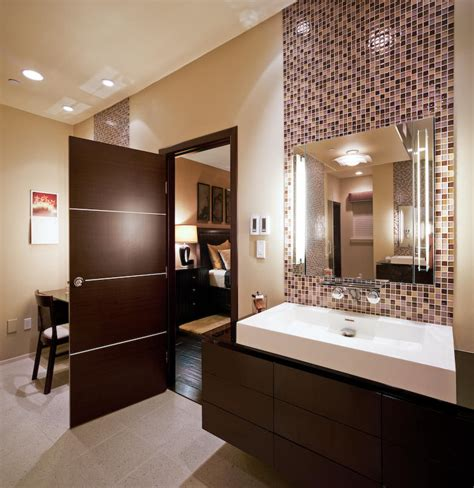 Modern Small Bathroom Design Ideas | 40 of the best modern small bathroom design ideas