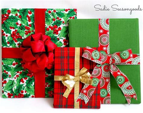 wrapped quot gifts quot diy christmas decor