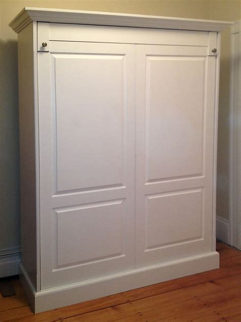 Custom Murphy Bed by Custom Made Murphy Bed By Eddy Woodworks