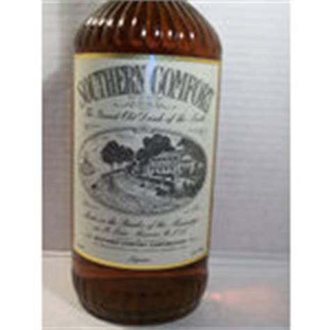 what is southern comfort classified as vtg southern comfort bottle unopened 1972 100 proof 11 06
