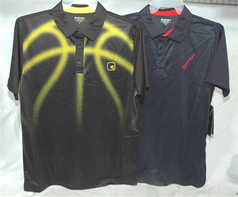 Polo Xl 1 and1 performance polo shirt basketball golf black or navy blue s m l xl or 2xl ebay
