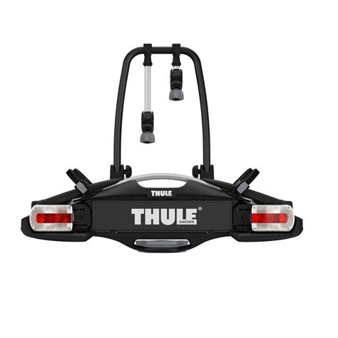 thule 925 velo compact tow bar mounted bike rack from