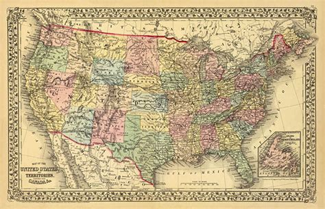 print united states map free printable map let s explore all us map usa maps