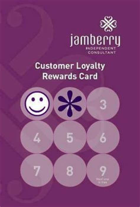 jamberry loyalty card template 1000 images about loyalty cards on loyalty