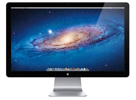 apple monitor 27 quot led cinema display with thunderbolt official