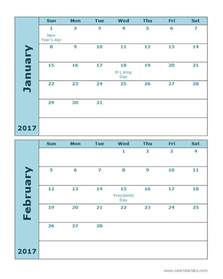 calendar template 3 months per page printable calendar 3 months per page printable