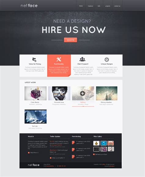 layout web ideas creative web design layouts to inspire you 31 exles