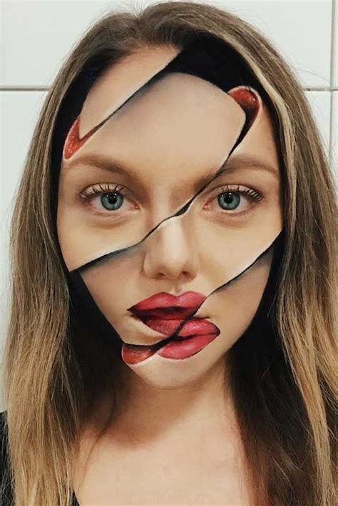 Easy Halloween Makeup Ideas For Work