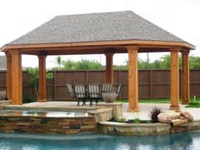 Pool Houses And Cabanas by Gazebos Wood Crafters