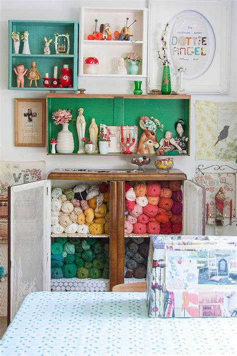 shabby chic craft rooms 30 gorgeous shabby chic home offices and craft rooms