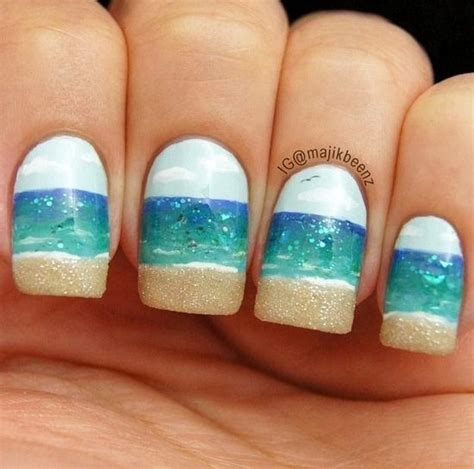 number 1 summer nails 21 colorful and unique summer nail art designs to try for