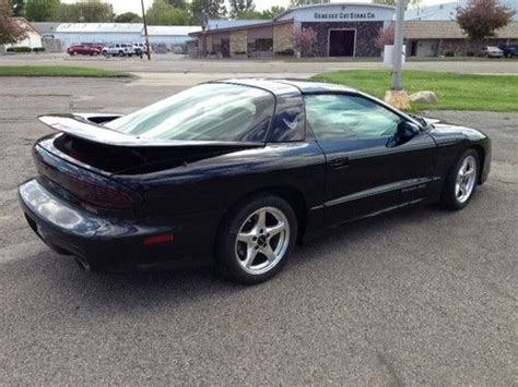 how to sell used cars 1997 pontiac trans sport engine control sell used 1997 pontiac firebird trans am ws6 ram air super rare perfect car in fenton michigan