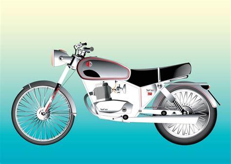 Motorradtouren Zum Runterladen by Motorrad Vektor Der Kostenlosen Vektor