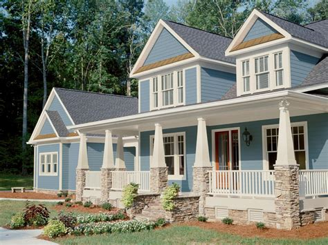 style homes curb appeal tips for craftsman style homes hgtv
