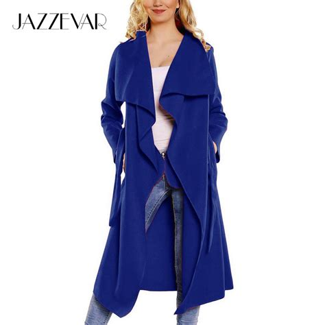 new spring style for wonen jazzevar 2016 new spring fashion casual women s wool blend