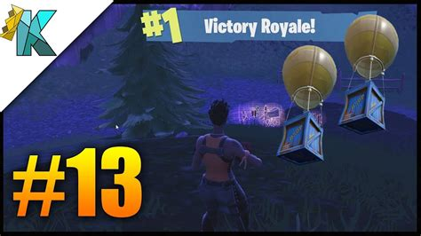fortnite br double supply drop victory gameplay
