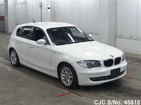 used white bmw 1 series for sale 2009 bmw 1 series white for sale stock no 45816