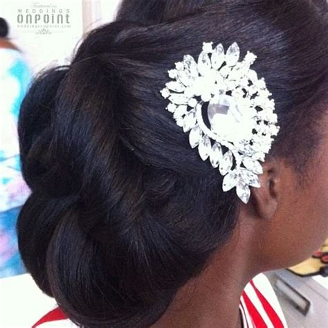 Wedding Hairstyles For Hair 2014 by 2014 Wedding Hairstyles For Black And American