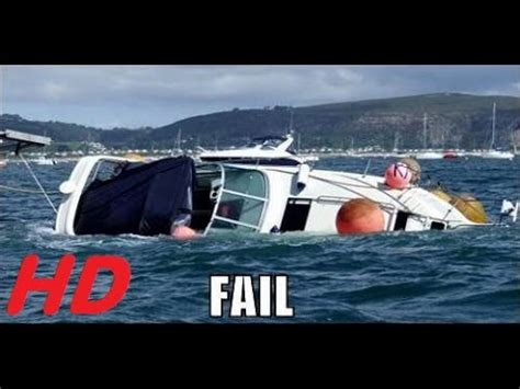 funny boat fails youtube funny fail 2015 the ultimate boat fails compilation