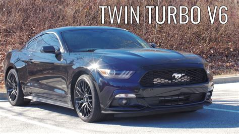 V6 Turbo Cars by Turbo V6 Mustang Car Review The One Of A Mus
