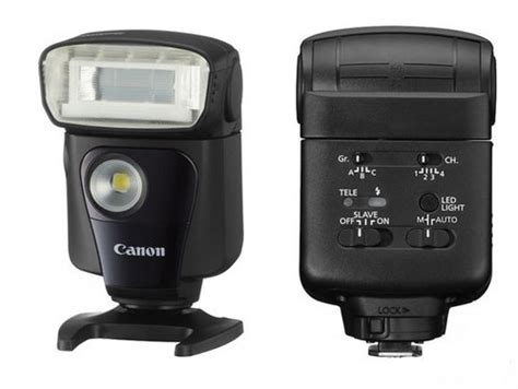 E Ttl Ii System Canon 320ex Amp 270ex Ii Flash Announced In