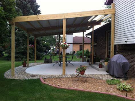 Patio Cover Ideas Pictures HOUSE EXTERIOR AND INTERIOR