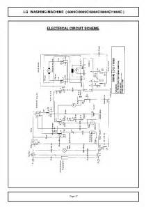 lg washing machine wiring diagram lg free engine image for user manual