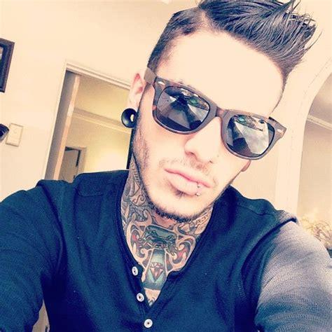 tattoo on neck boy neck tattoo designs for men mens neck tattoo ideas