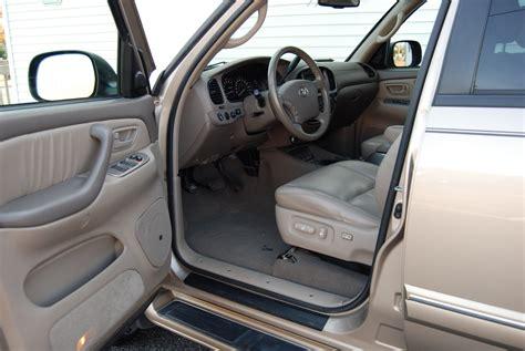 Toyota Sequoia Interior 2007 Toyota Sequoia Interior Pictures Cargurus